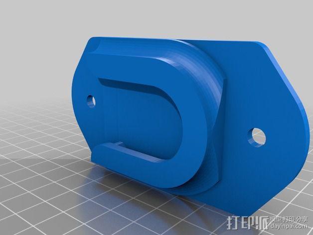 相机固定架 3D模型  图6