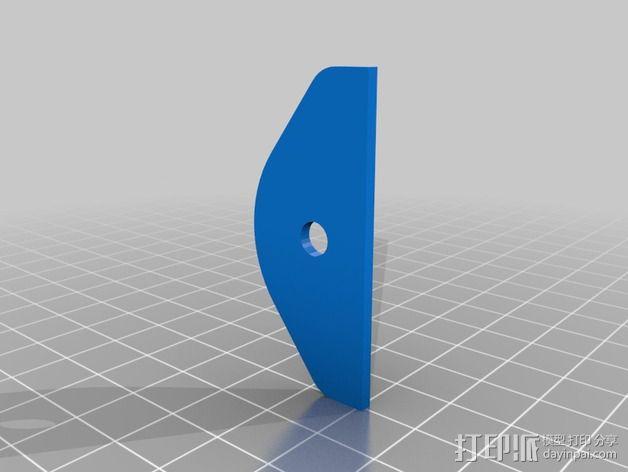 相机固定架 3D模型  图5