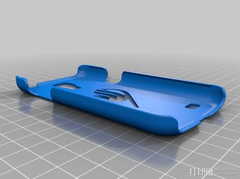 妖精的尾巴手机壳 3D模型  图1