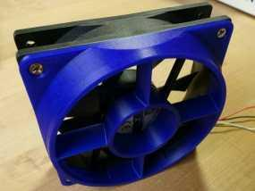 风扇罩 3D模型