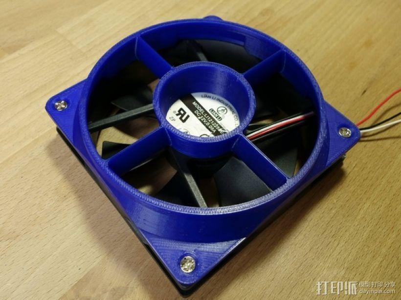 风扇罩 3D模型  图5
