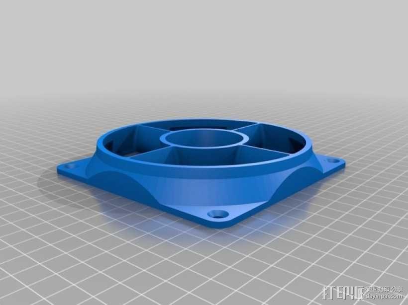 风扇罩 3D模型  图10