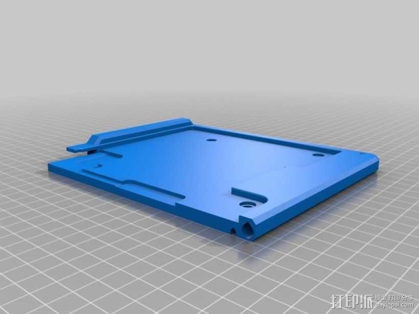 ThinkPad平板电脑支撑架 3D模型  图5