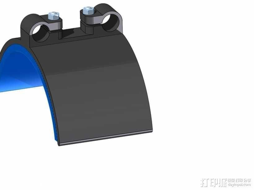 相机固定装置 相机架 3D模型  图9
