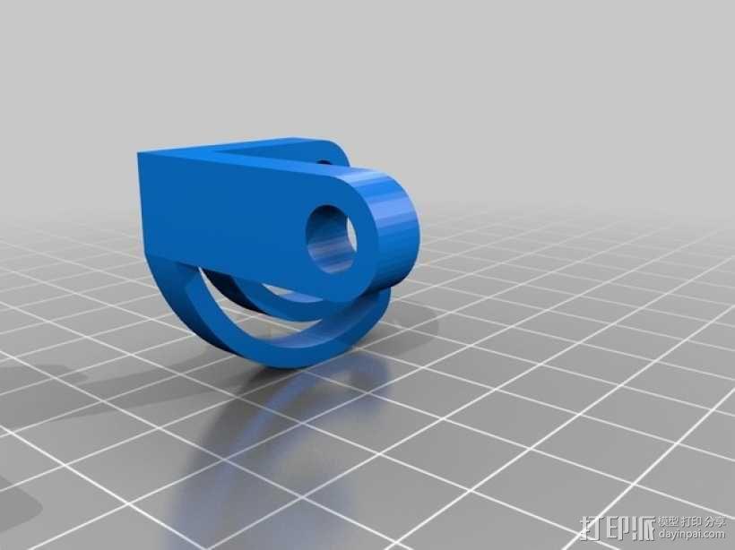 相机固定装置 相机架 3D模型  图12
