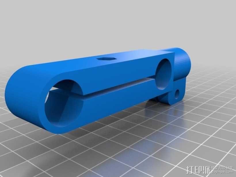 相机固定装置 相机架 3D模型  图13