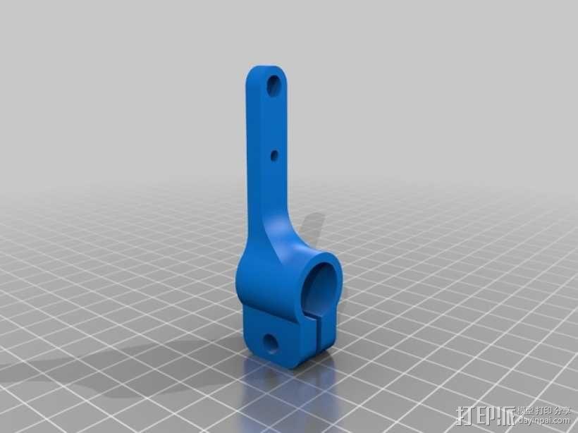 相机固定装置 相机架 3D模型  图16