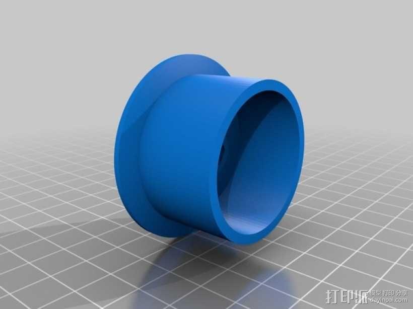 相机固定装置 相机架 3D模型  图17
