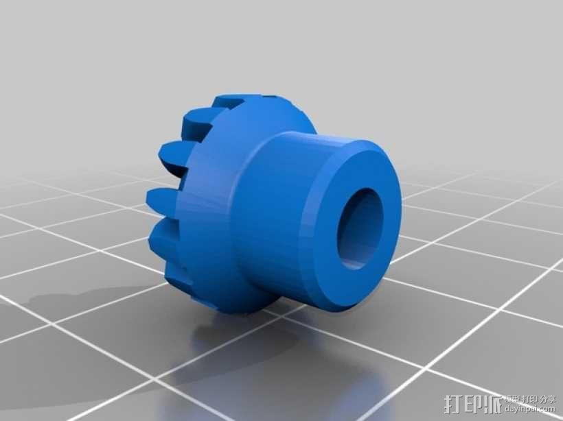 相机固定装置 相机架 3D模型  图18