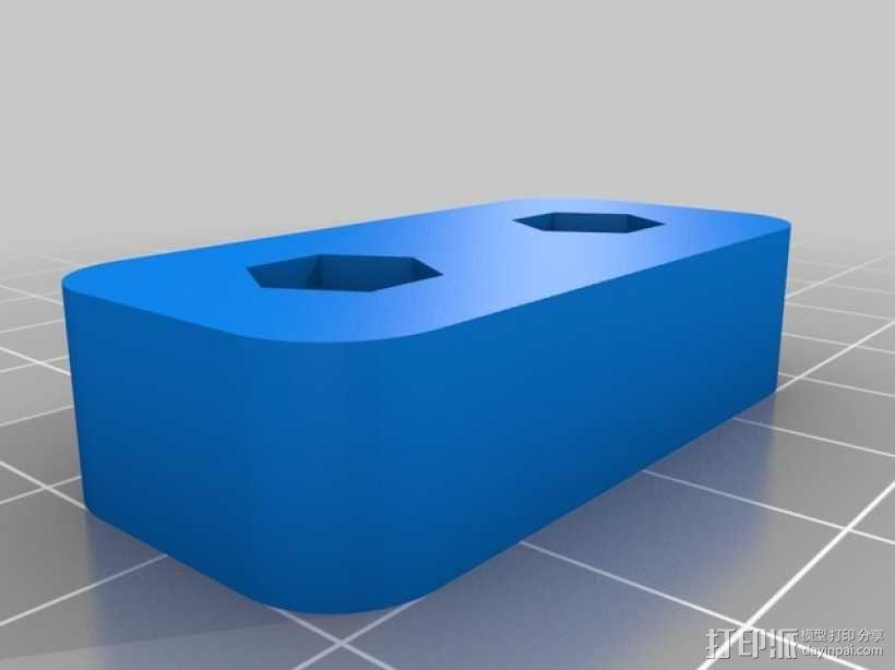 相机固定装置 相机架 3D模型  图20