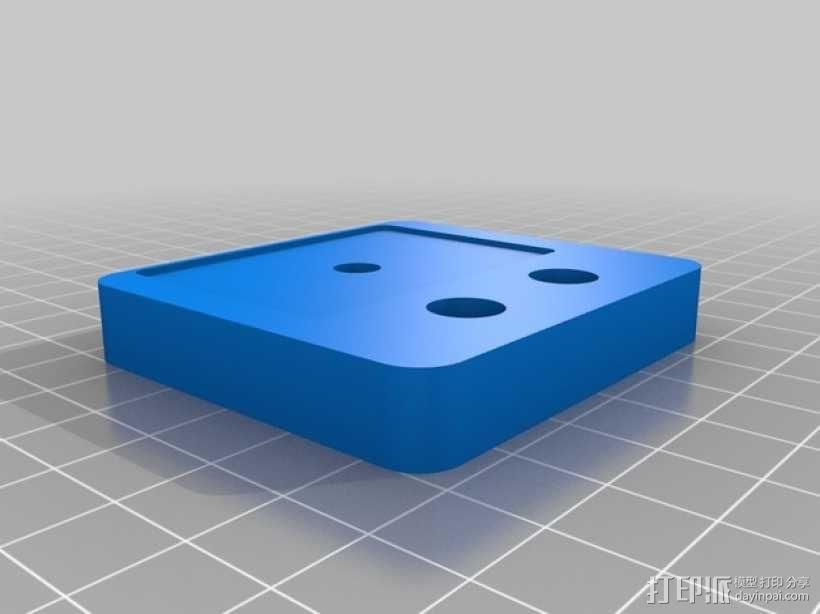 相机固定装置 相机架 3D模型  图21