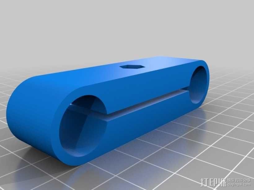 相机固定装置 相机架 3D模型  图22