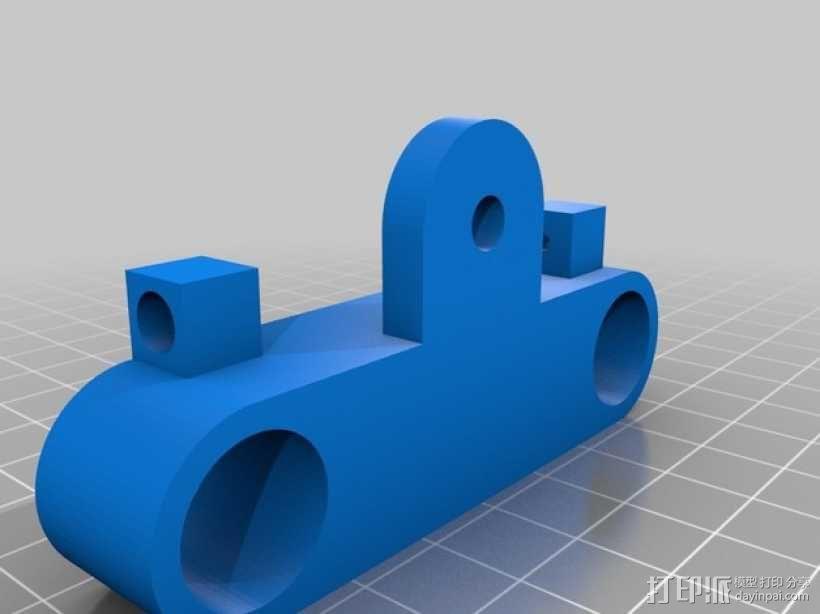 相机固定装置 相机架 3D模型  图23