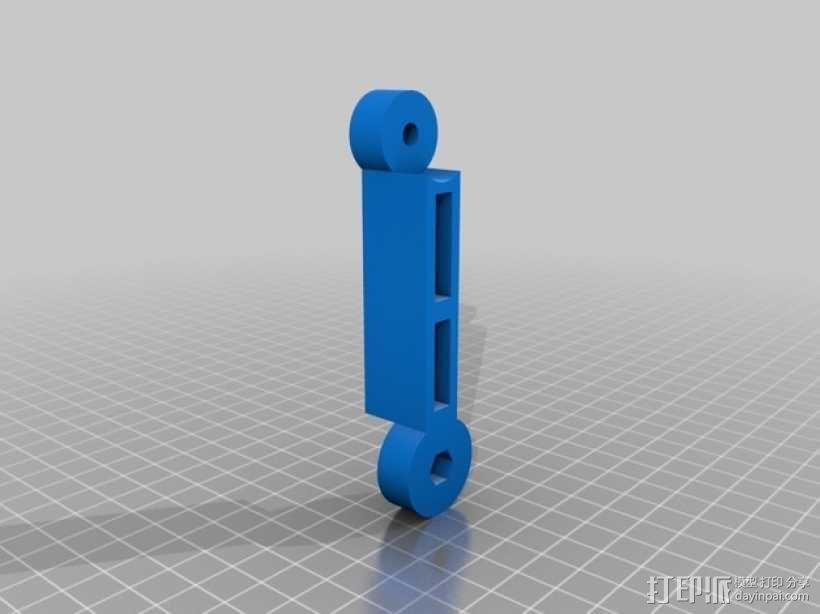 相机固定装置 相机架 3D模型  图25