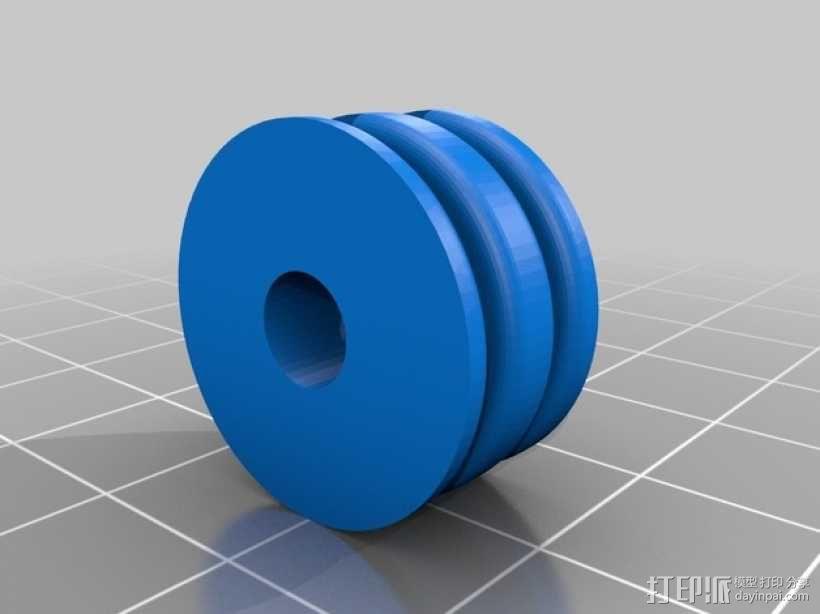 相机固定装置 相机架 3D模型  图24