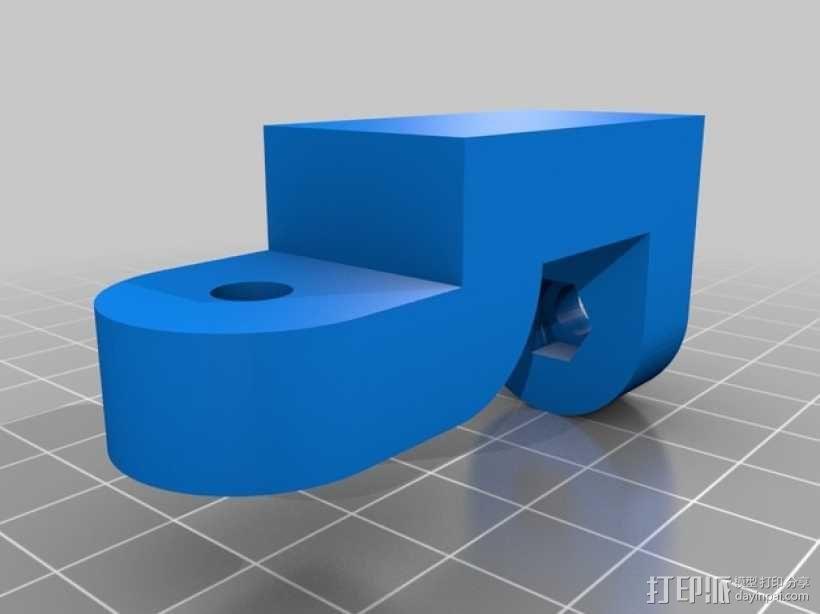 相机固定装置 相机架 3D模型  图28