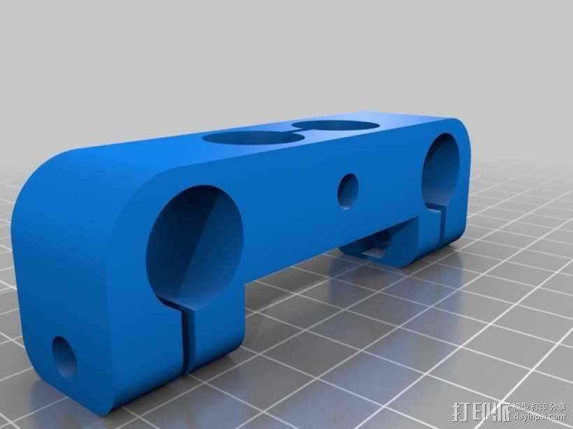 相机固定装置 相机架 3D模型  图26
