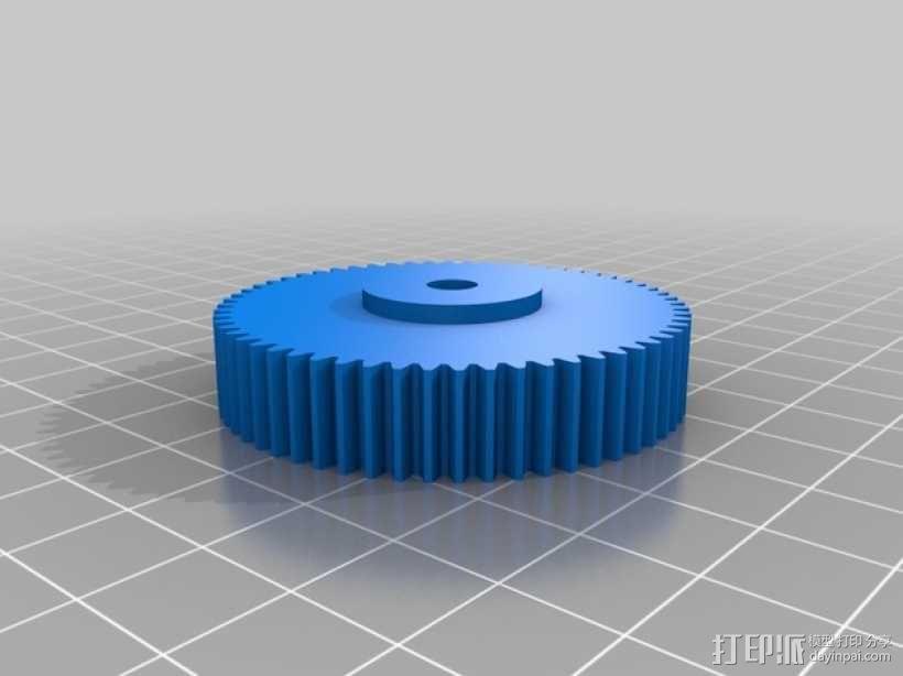 相机固定装置 相机架 3D模型  图29