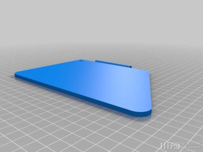 相机固定装置 相机架 3D模型  图32
