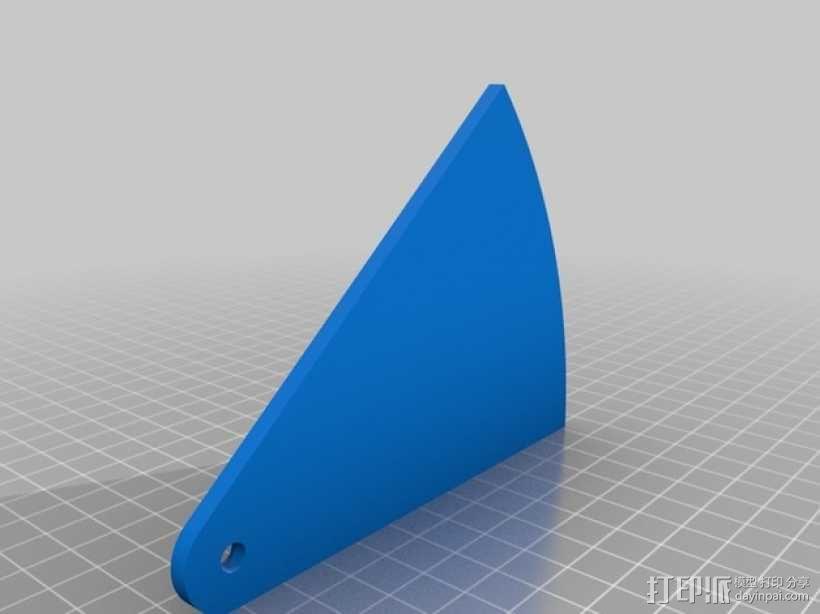 相机固定装置 相机架 3D模型  图35