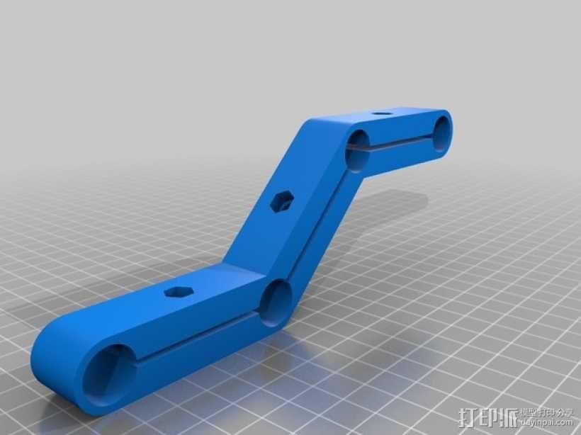 相机固定装置 相机架 3D模型  图38