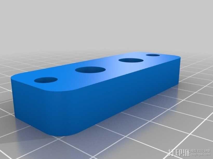 相机固定装置 相机架 3D模型  图40