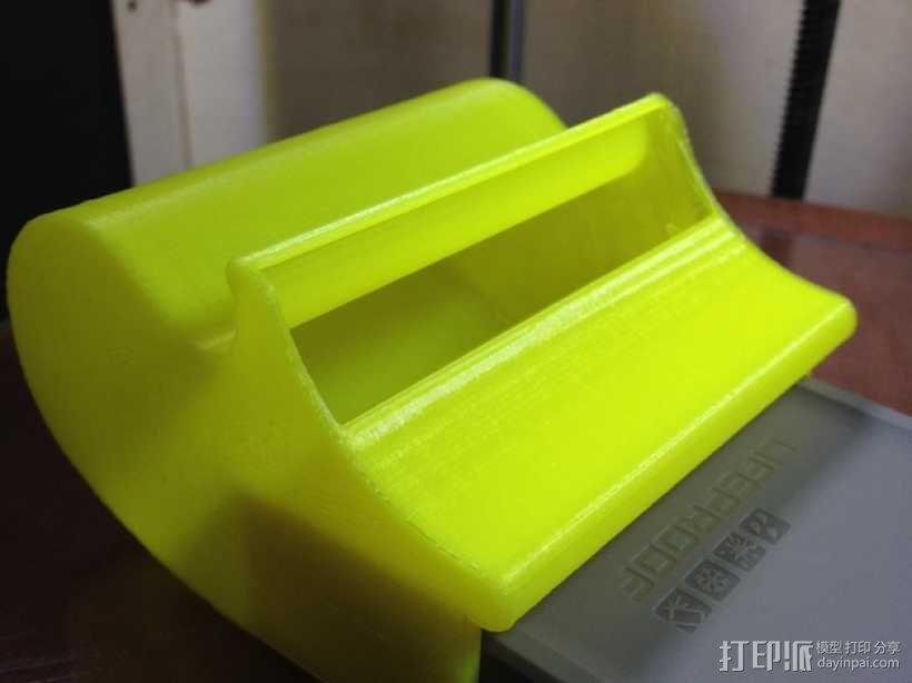 iPhone 5/5s/5c手机座 3D模型  图1