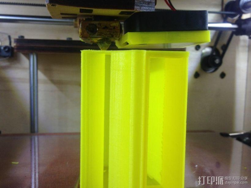 iPhone 5/5s/5c手机座 3D模型  图3