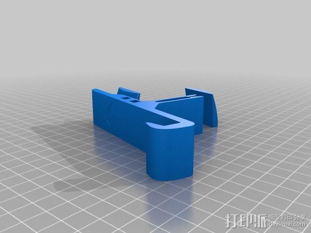 通用型手机支架 3D模型  图3