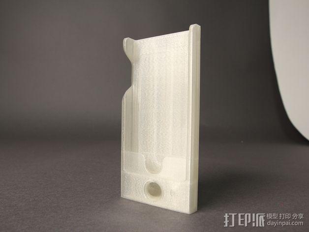iPhone 5 手机保护外壳 3D模型  图1