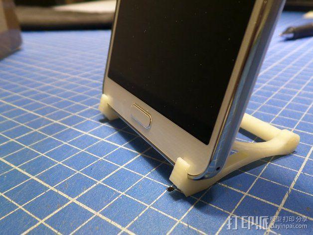 三星Galaxy NOTE 3 手机支架 3D模型  图1