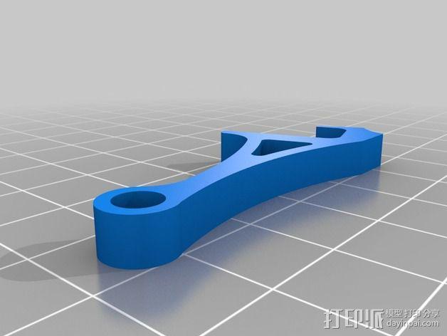 三星Galaxy NOTE 3 手机支架 3D模型  图4