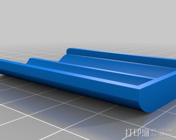 XBox 360 游戏机无线手柄 3D模型  图1