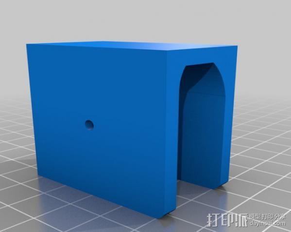 MacBook Pro平板电脑固定器 3D模型  图2
