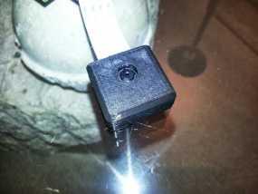 树莓派相机保护外壳 3D模型