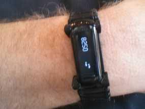 FitBit 腕带 3D模型