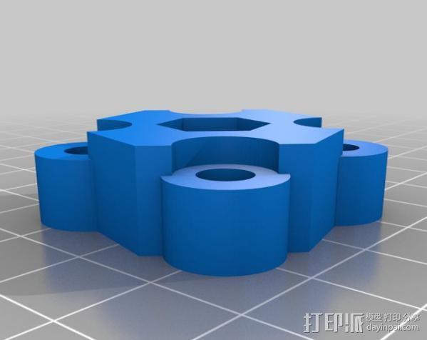直线传送带 3D模型  图6