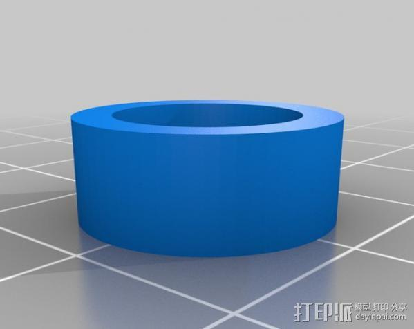 直线传送带 3D模型  图7