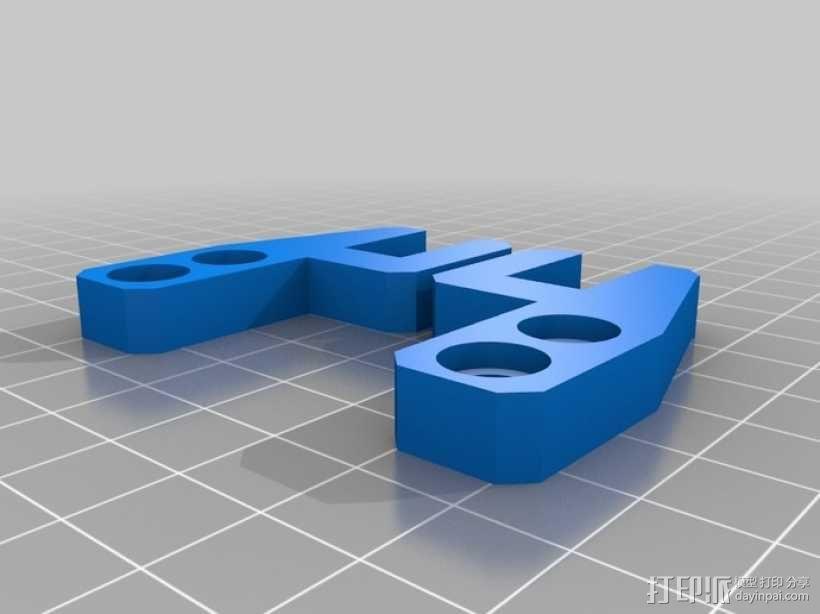直线传送带 3D模型  图9