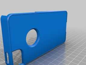 iPhone5手机套 3D模型