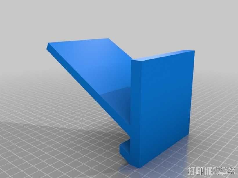 手机支架 手机座  3D模型  图1