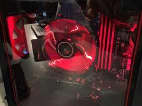 电脑CPU风扇罩 3D模型