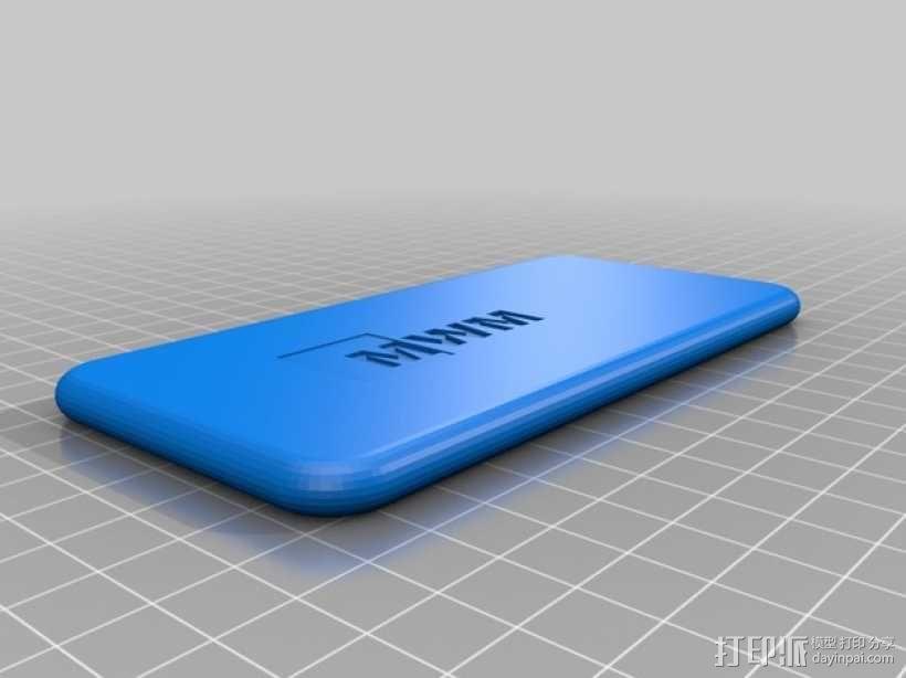 苹果iPhone 6/6plus手机模型 3D模型  图2