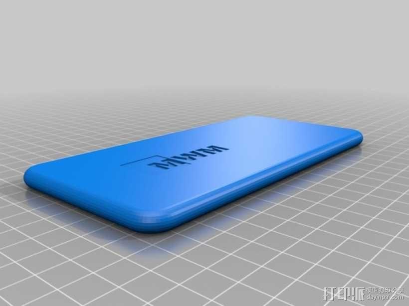 苹果iPhone 6/6plus手机模型 3D模型  图3