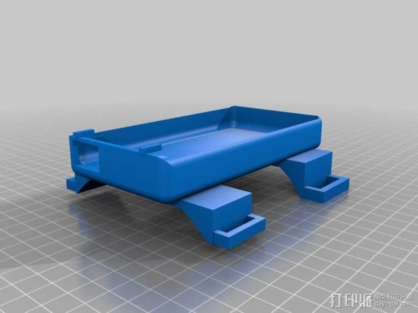 手机外壳 手机座 3D模型  图1
