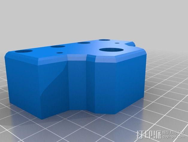 PS3游戏机摄像头 3D模型  图2