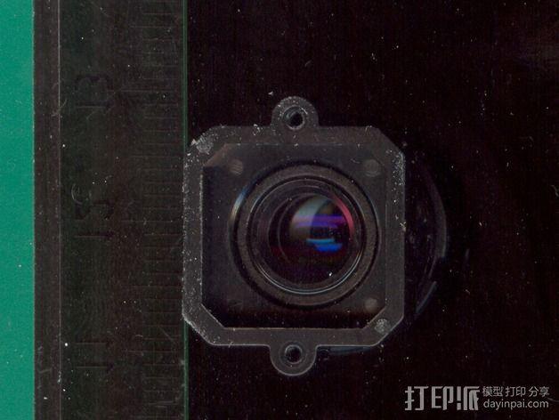 PS3游戏机摄像头 3D模型  图7