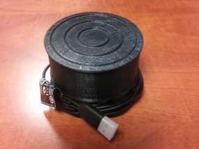 Space Navigator 三维控制器盒子 3D模型