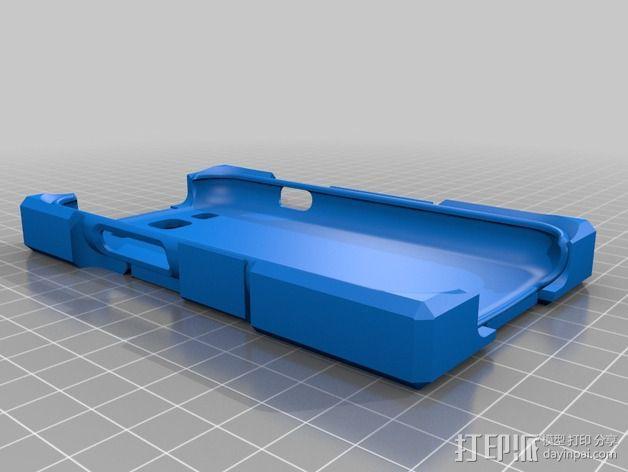 传送门三星Galaxy S3手机套 3D模型  图2