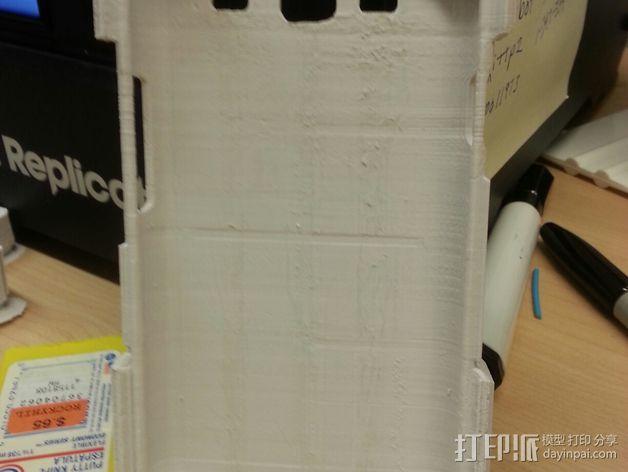传送门三星Galaxy S3手机套 3D模型  图8